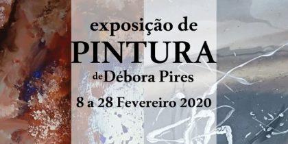 Exposição de Pintura de Débora Pires