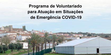 (Português) Programa de Voluntariado para Atuação em  Situações de Emergência COVID-19