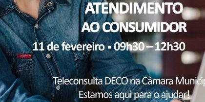 Atendimento ao Consumidor – Teleconsulta DECO