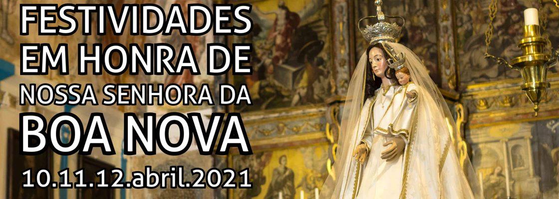 (Português) Festividades em Honra de Nossa Senhora da Boa Nova