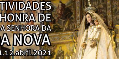 Festividades em Honra de Nossa Senhora da Boa Nova