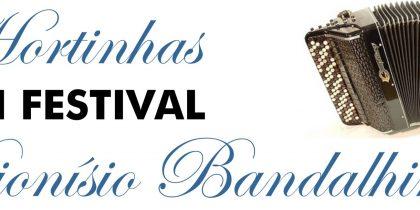 XII Festival Dionísio Bandalhinho