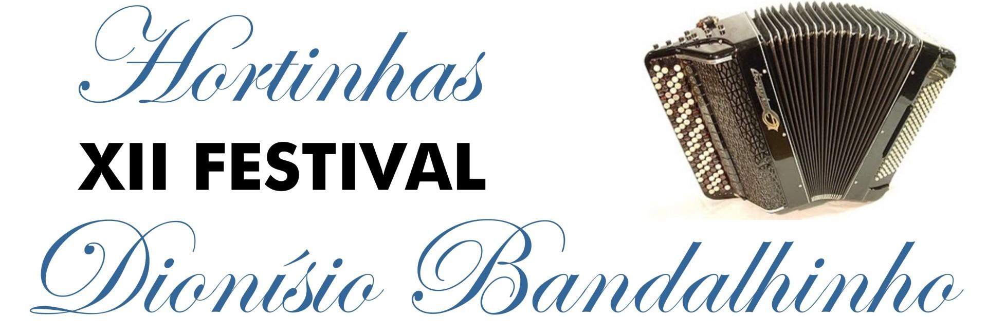 (Português) XII Festival Dionísio Bandalhinho