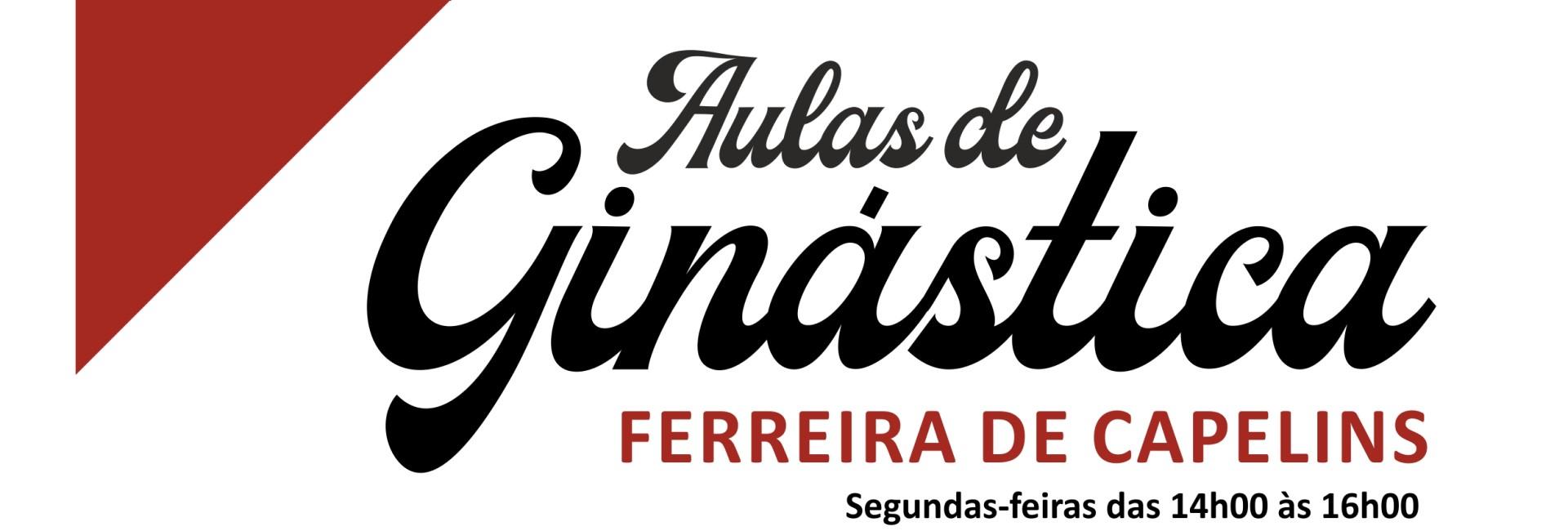 (Português) Aulas de Ginástica – Ferreira de Capelins